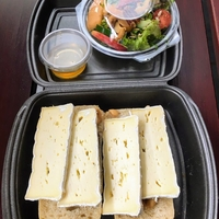 Ciabatta Brie met noten