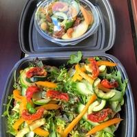 Ciabatta Hummus - veganistisch