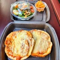 Sandwich Mexicaans gehakt & kaas