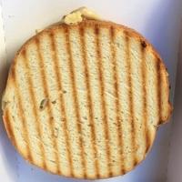 Witte tosti ham & kaas