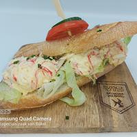 Huissalade(crab)