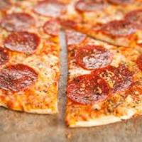 Pizza Salami (alleen afhalen)