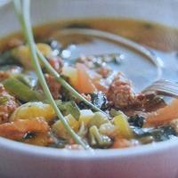 Wisselend Soepje (deze week Groente soep)