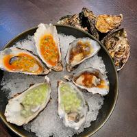 Dozijn oesters