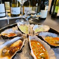 Half dozijn oesters