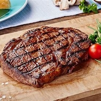 Runder Rib Eye van de Black Angus/Hereford 275 gr.