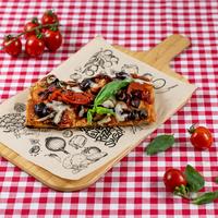 SUGO Slice | Pomodori & Mozzarella