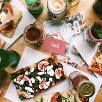 SUGO Pizza | Arrabiatta (VEGAN)
