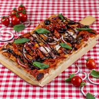 SUGO Pizza | Pomodorini (VEGAN)