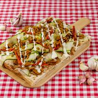 SUGO PIZZA | SUGO x Karma Kebab
