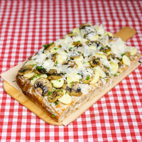 SUGO PIZZA | Aardappel-truffel & Parmezaan