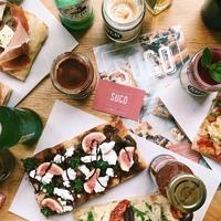 SUGO Slice | Aardappel-truffel & Parmezaan