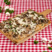 SUGO pizza | Champignon-truffel & mozzarella