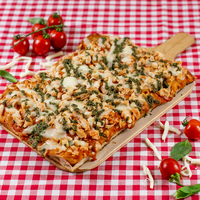 SUGO pizza | Kip pesto
