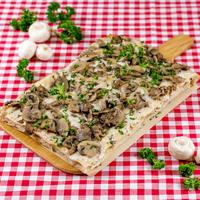 SUGO Pizza champigon & truffel (vegan)