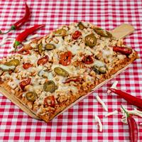 SUGO pizza | Kip & jalapeno