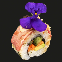 Torched Beef Truffle roll