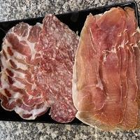 Antipasti vleeswaren