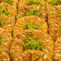 Baklava gemengde noten, 100 gram.