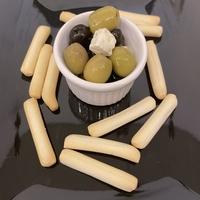 Griekse Olijven mix met fetakaas