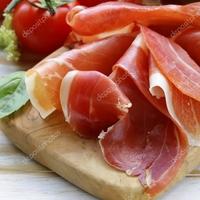 Parma ham gesneden 100gr