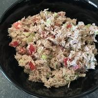 Tonijnsalade 100 gram