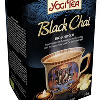 Yogi Tea, Black Chai