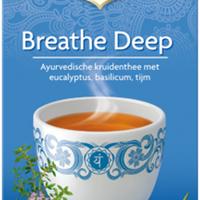 Yogi Tea, Breathe Deep.