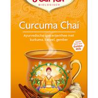 Yogi Tea, Curcuma Chai.