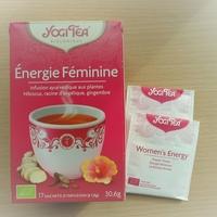 Yogi Tea, Énergie Féminine