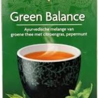 Yogi Tea, Green Balance