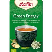 yogi Tea, Green energy