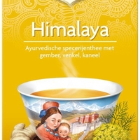 Yogi Tea, Himalaya.