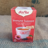 Yogi Tea, Immune Support.