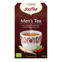 Yogi Tea, Men's Tea