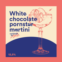 White Chocolate Pornstar Martini